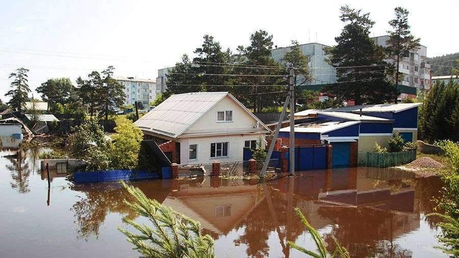 Правительство выделило 3 млрд рублей пострадавшим от паводков в Иркутске