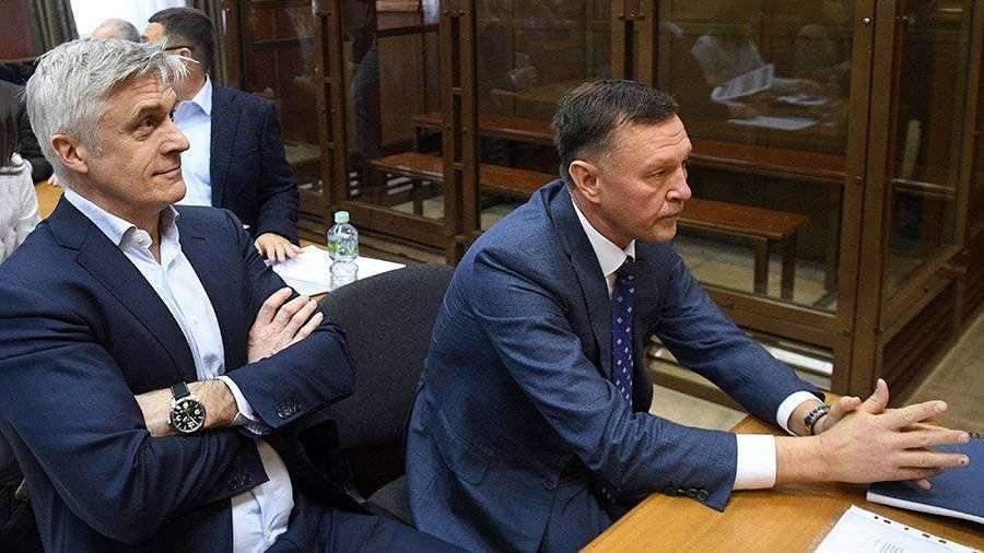 Мосгорсуд отправил под домашний арест трех фигурантов дела Калви