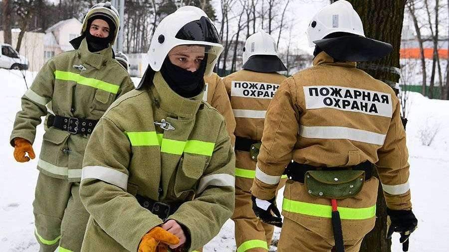 В МЧС заявили о снижении числа пожаров на 20% с начала 2020 года