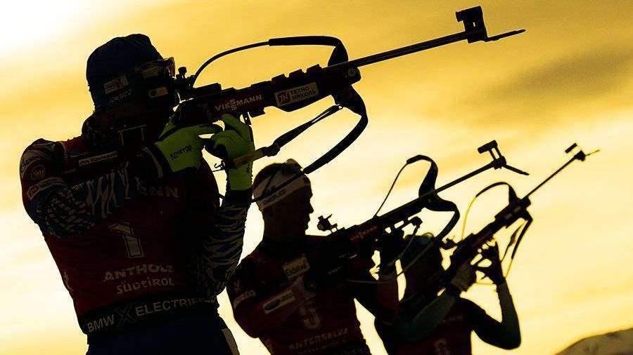 В IBU объяснили обыски в номерах членов сборной России по биатлону