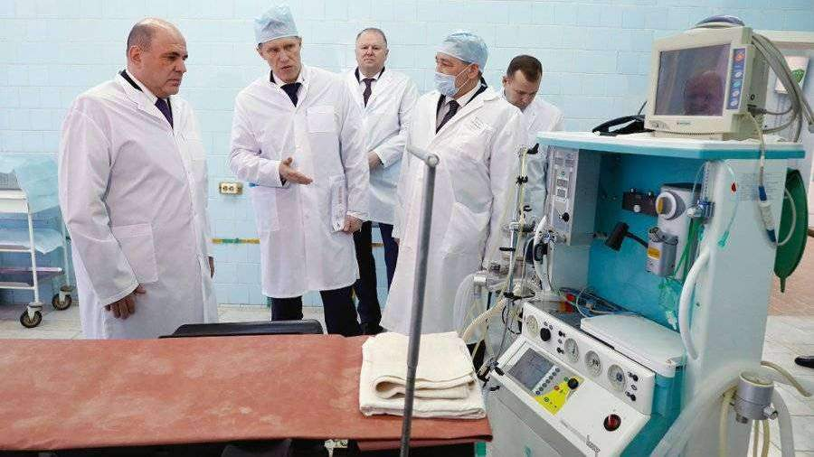 Мишустин обещал выделить 200 млн на капремонт больницы в Кургане