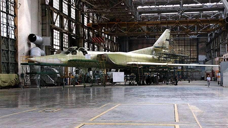 В Минобороны назвали срок первого полета Ту-160М2