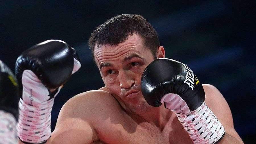 Боксер Лебедев оценил поединок Харитонова и Родригеса