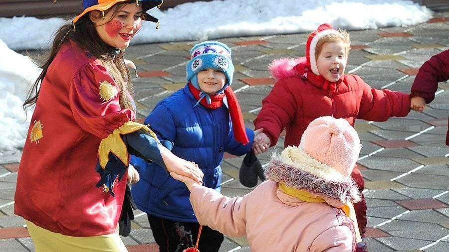 В Перми на детском празднике включили песню об отравлении водкой и пивом