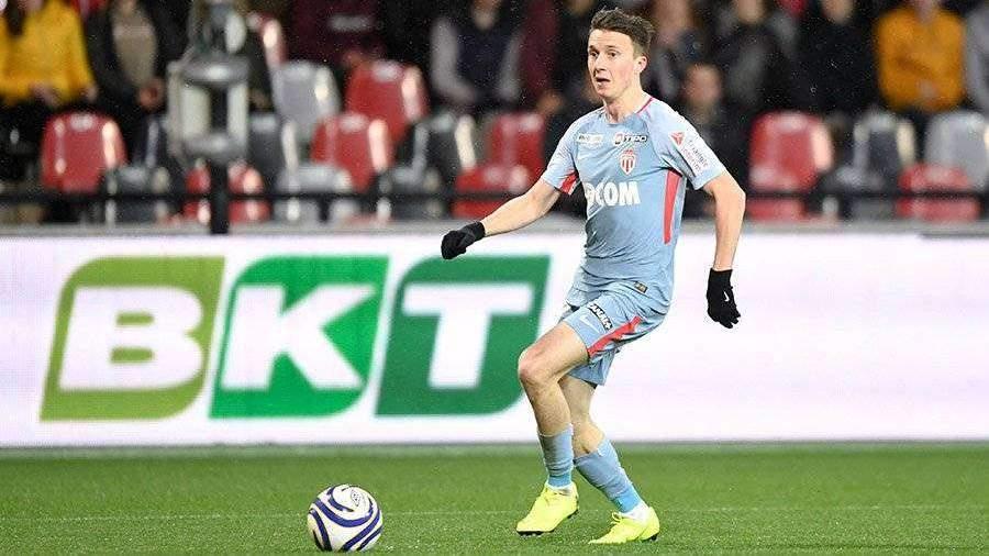Голевой пас Головина помог «Монако» победить «Монпелье»