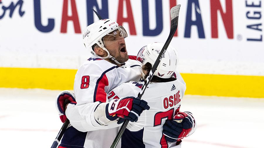Гол Овечкина в ворота «Финикса» признали лучшим в истории НХЛ