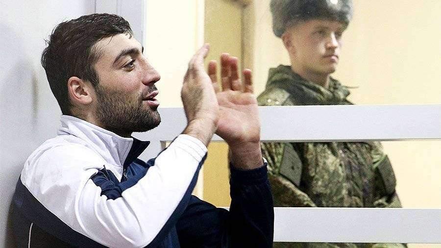 Арестованный боксер Кушиташвили пожизненно отстранен от сборной России