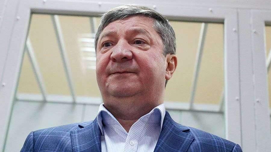 Суд оставил генерала Арсланова в СИЗО