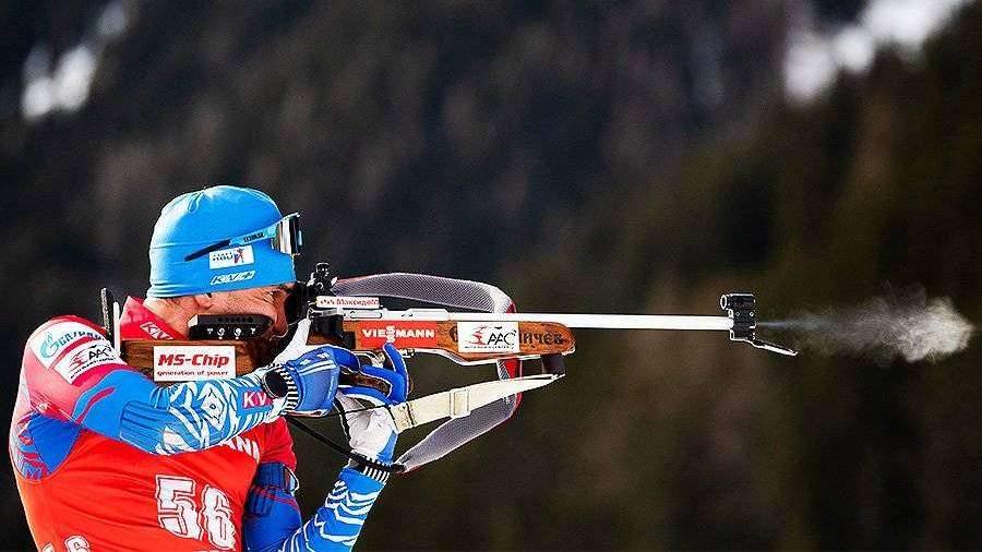 Россиянин Логинов завоевал бронзу в гонке преследования на ЧМ в Италии