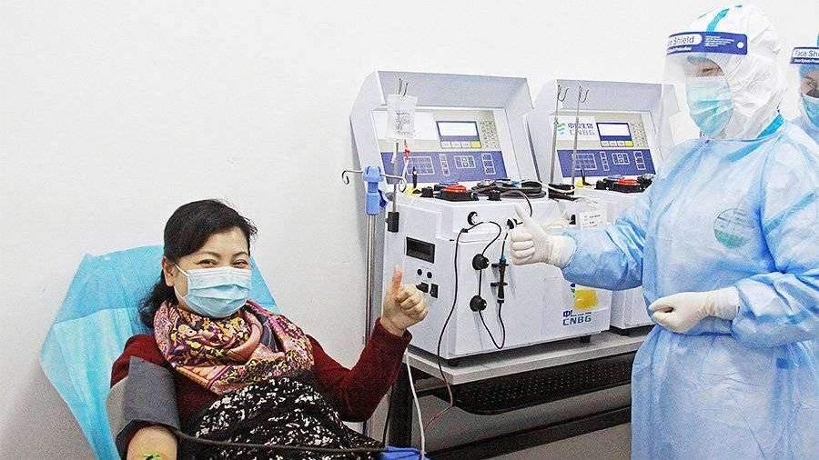 Власти Китая назвали процент выздоровления и смертности от коронавируса