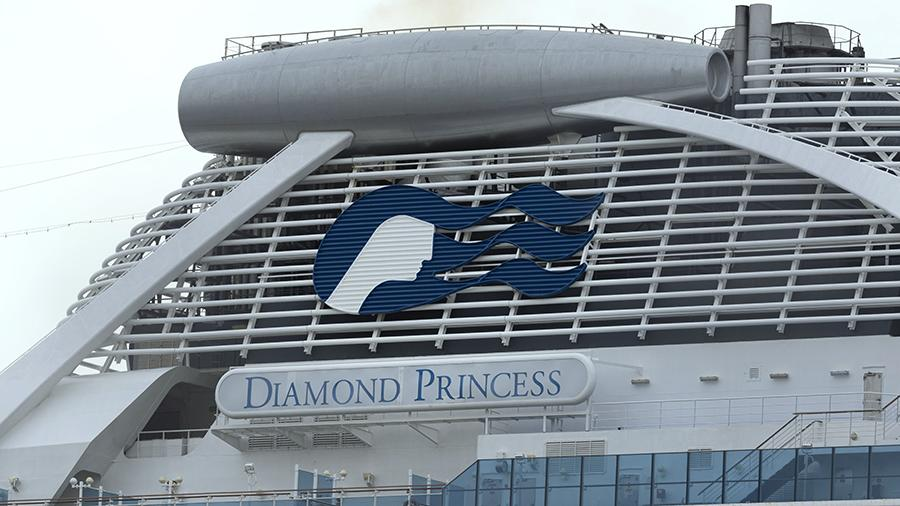 Появилось видео прибытия россиян с Diamond Princess в Казань
