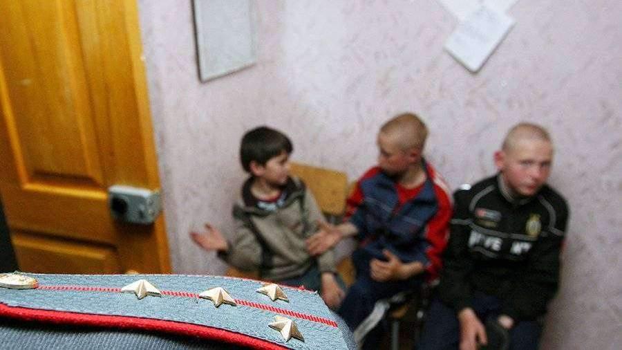 Глава МВД заявил о снижении подростковой преступности в России