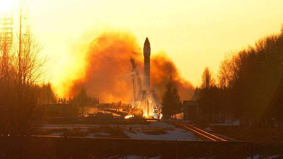 СМИ узнали о едва не случившейся аварии при запуске спутника «Меридиан-М»