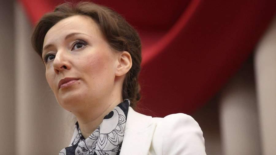 Кузнецова выразила готовность помочь семье с 11 детьми из Подмосковья