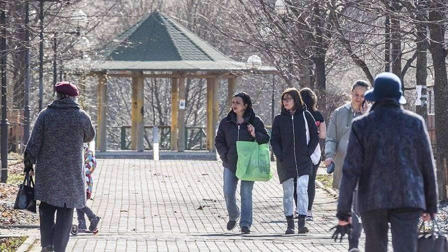 Синоптик предсказал аномальное потепление в Москве в марте