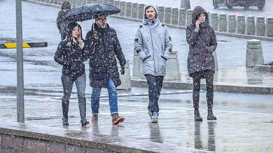Текущая зима в Москве станет самой теплой в истории