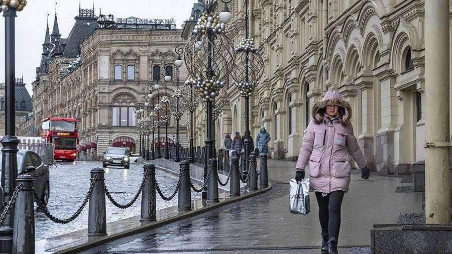 В Москве продлили предупреждение о гололедице до 16 февраля
