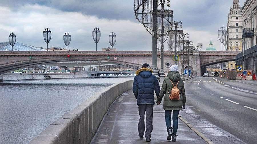 Синоптики пообещали похолодание в Москве с середины недели