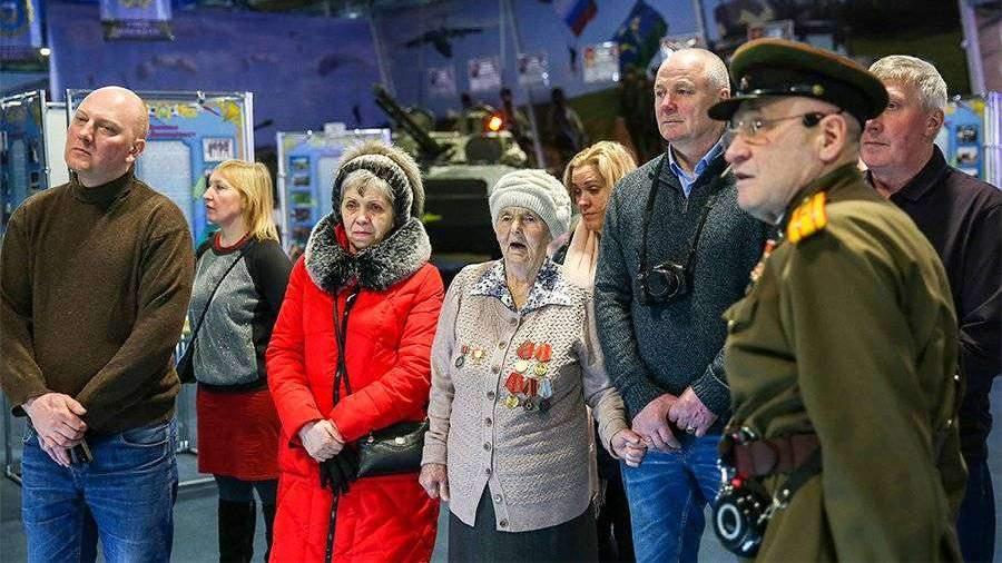 В Москве начались посвященные подвигу 6-й роты десантников мероприятия