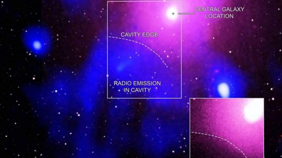 Астрономы обнаружили мощнейший взрыв во Вселенной