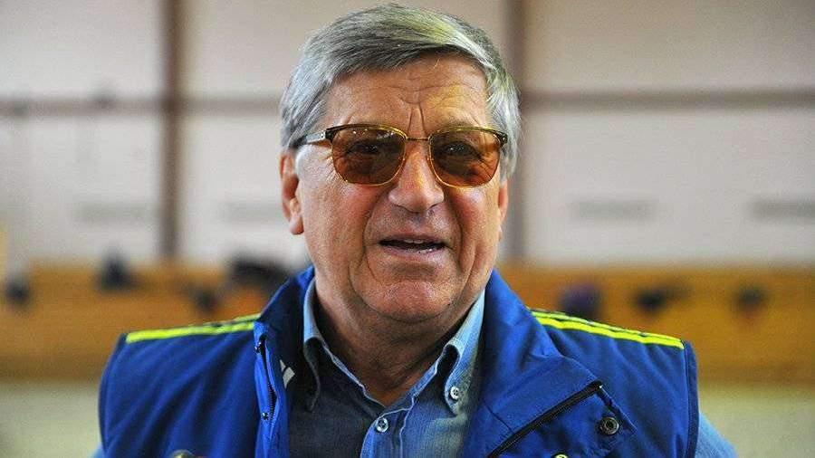 Тихонов ответил на слова Губерниева о доносе на биатлониста Логинова