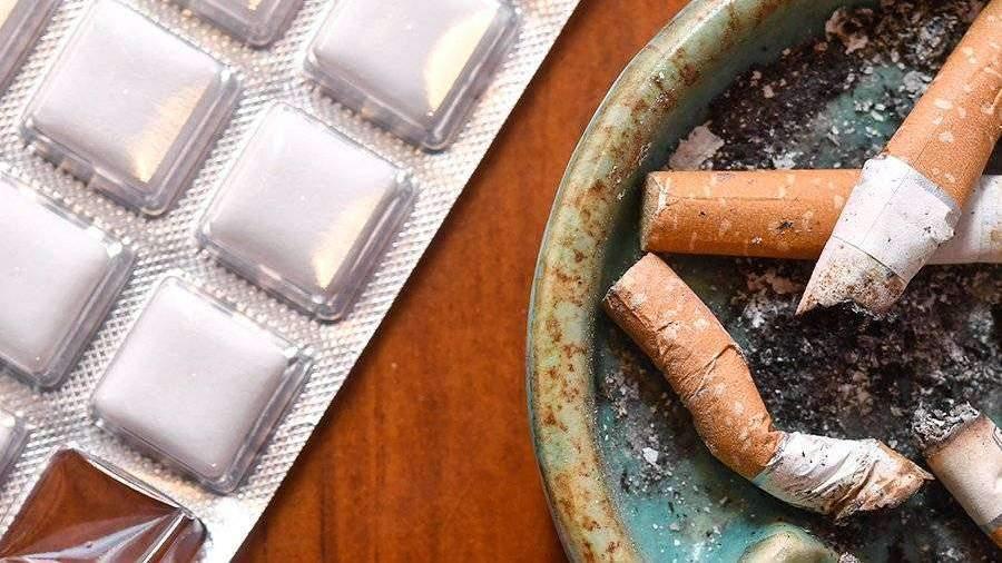 Названы сроки вступления в силу запрета на продажу конфет с никотином