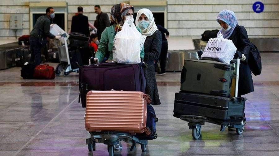 Россия закроет въезд иностранцев из Ирана