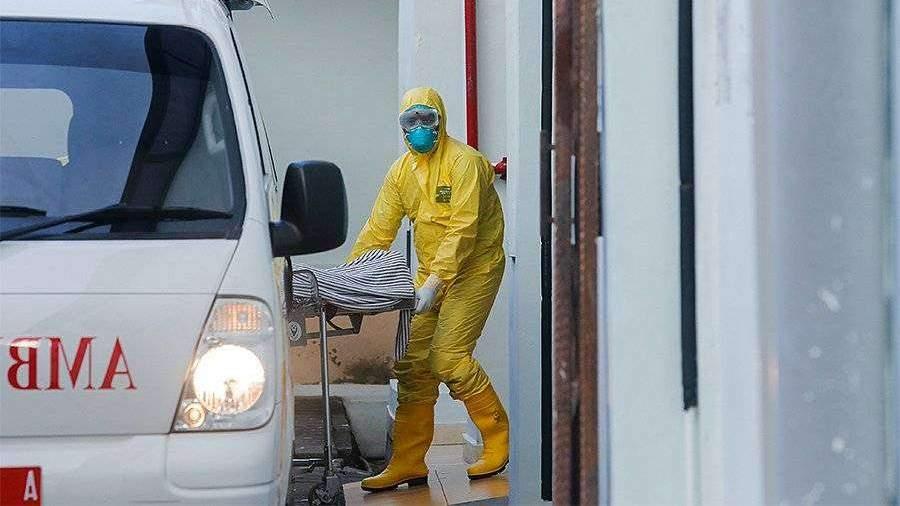 Российские врачи усомнились в прогнозе Меркель по заражению коронавирусом