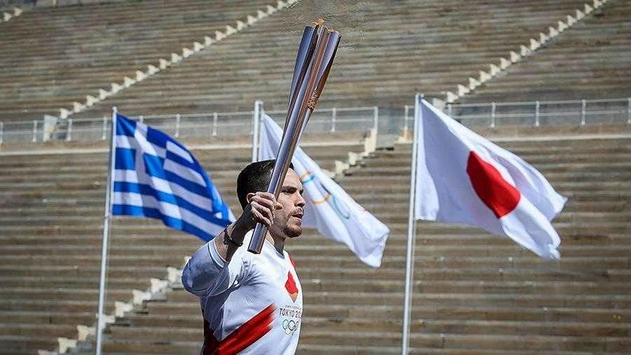 В Госдуме заявили о необходимости перенести Олимпиаду в Японии