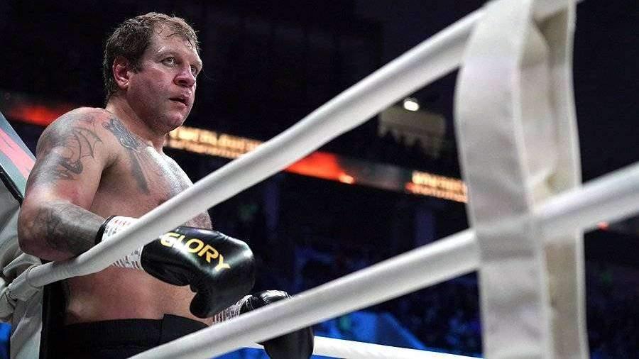 Александр Емельяненко вызвал Шлеменко на боксерский поединок