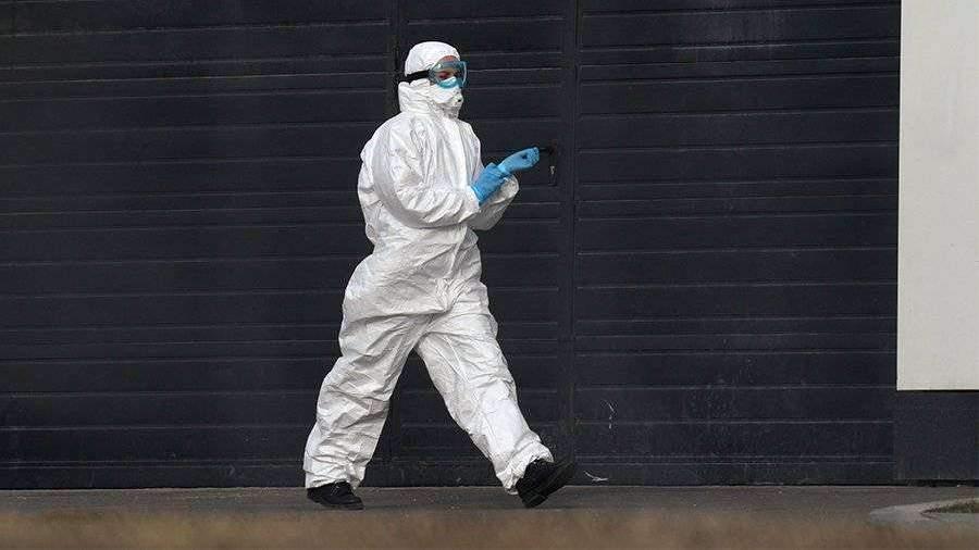 В Липецкой области усилили меры безопасности из-за коронавируса
