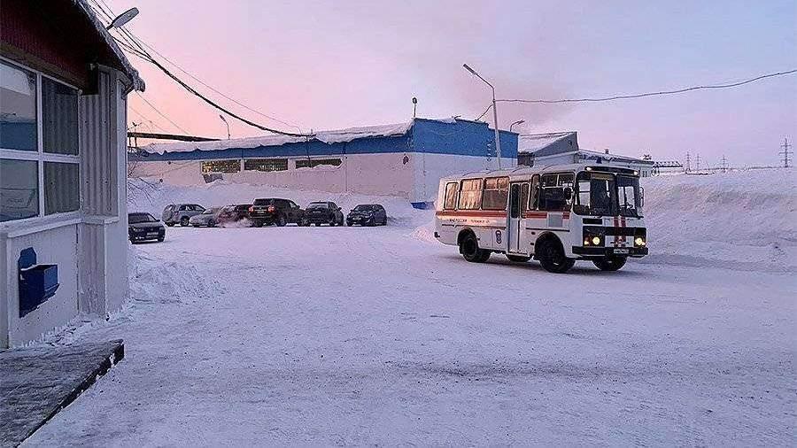 Из шахты в Коми после выброса метана вывели всех горняков