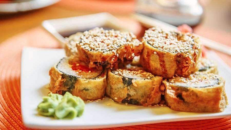 Шеф-повара назвали вредные блюда в японских ресторанах