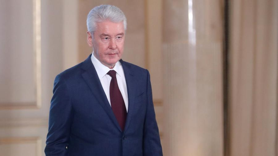 Собянин заявил о госпитализации 24 человек из-за обнаружения у москвича коронавируса