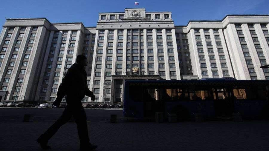 Госдуме предложат ввести уголовную ответственность за нарушение карантина