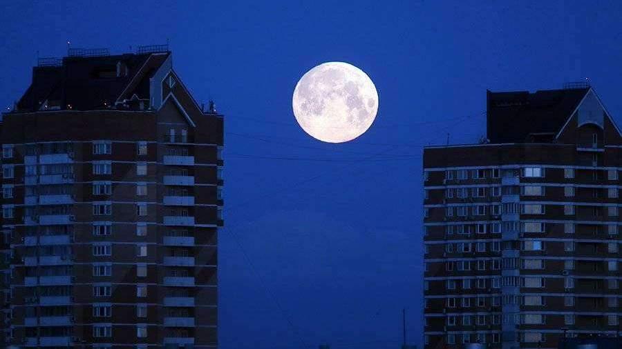Россия создаст карту Луны для высадки космонавтов