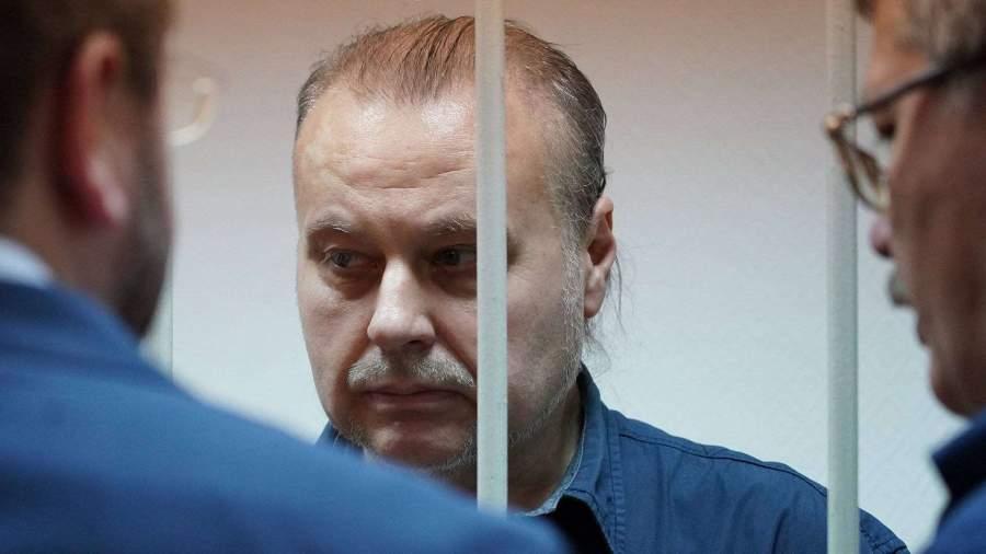 Суд признал виновным экс-замглаву ФСИН Коршунова по делу о растрате