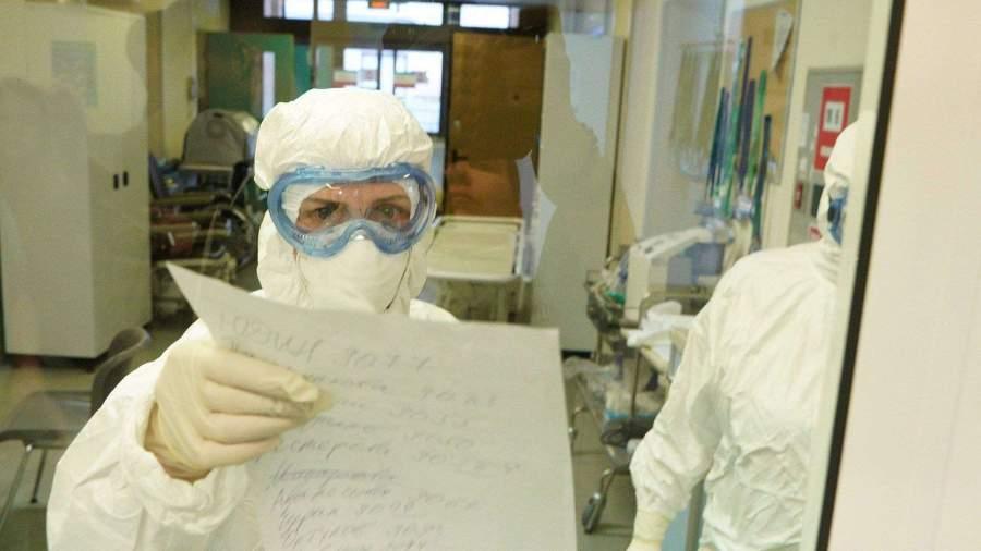Еще одного вылечившегося от коронавируса выписали из больницы в Москве