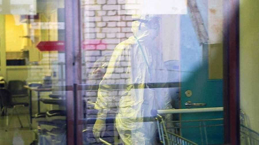 В Москве почти 40% тяжело заболевших коронавирусом моложе 40 лет