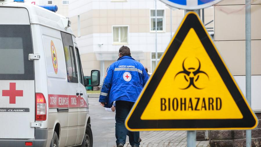 В Cанкт-Петербурге умер еще один пациент с коронавирусом