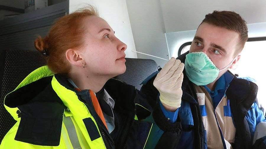 Два первых случая заражения коронавирусом выявили в Бурятии