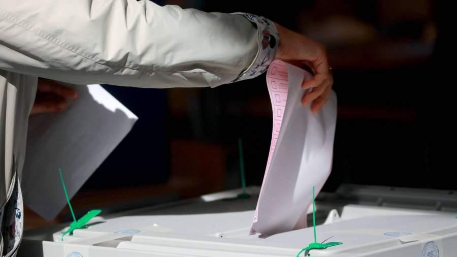Госдуме предложили перевести выборы всех уровней в Сеть