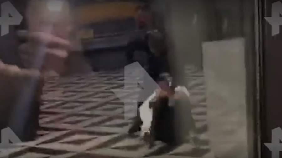 Появилось видео конфликта писателя Хасавова и бьюти-блогеров