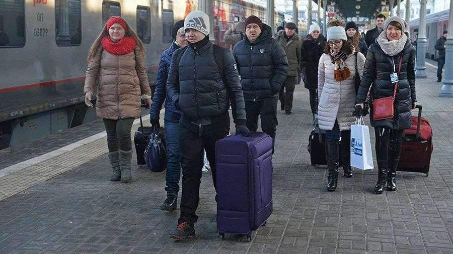 Поезд «Москва–Ницца» отменили из-за коронавируса