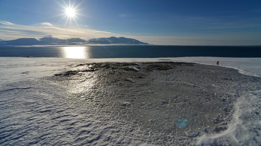 Ученые не нашли ответа на вопрос об опасности выбросов метана в Арктике