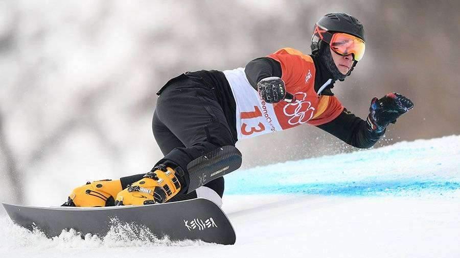 Сноубордист Логинов завоевал золото на этапе Кубка мира в Канаде