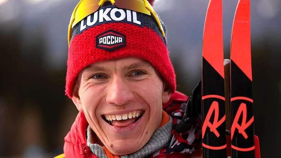 Лыжник Большунов рассказал о шутке над норвежцем Клебо