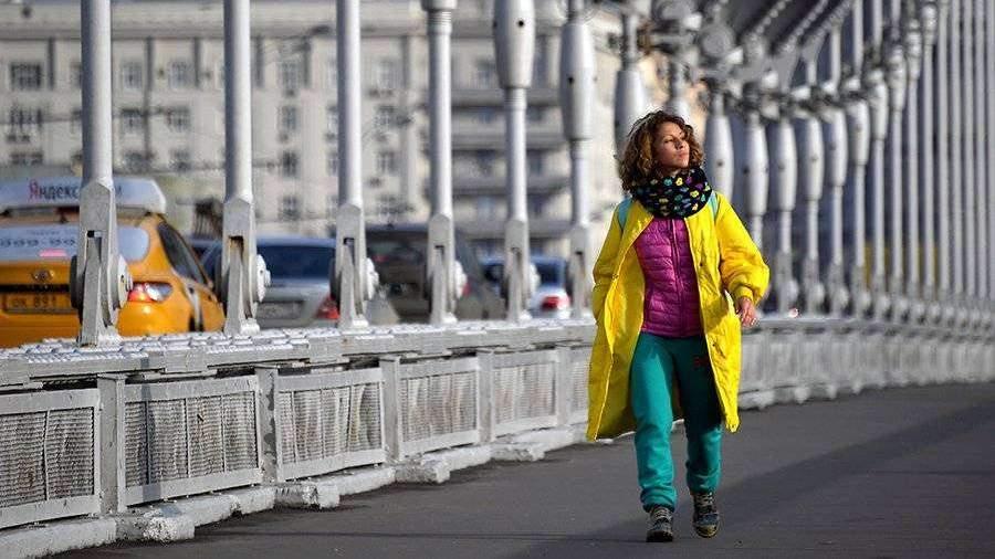 В Москве повторился температурный рекорд 1995 года