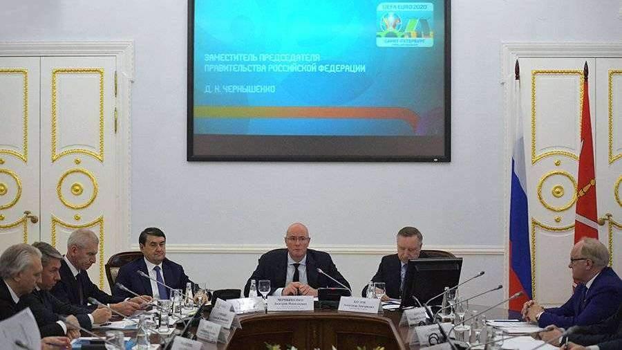 Россия пообещала опираться на позицию УЕФА в вопросе переноса Евро-2020