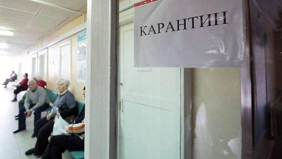 В России разработают комплекс мер по борьбе с COVID-19 для регионов